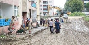 Arhavi'de 466 kişi tahliye edildi