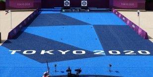 Olimpiyatların ikinci gününde Çin ilk sıradaki yerini korudu