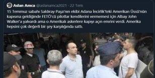 Ömer Halisdemir'e 'darbeci' diyen İYİ Partili'ye ihraç talebi