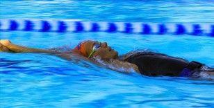 Milli yüzücü Viktoria Zeynep Güneş 2020 Tokyo Olimpiyat Oyunları'na veda etti
