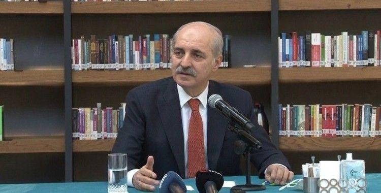 """AK Parti Genel Başkanvekili Kurtulmuş'tan """"Tunus"""" açıklaması"""