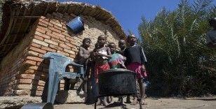 Tek nedeni küresel iklim değişikliği olan kıtlıkla mücadele eden ilk ülke: Madagaskar