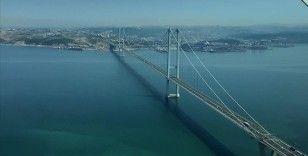 Bakan Karaismailoğlu: Osmangazi Köprüsü yüzde 161'lik Garanti Karşılama Oranı ile rekor kırdı