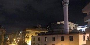 Trabzon'da cami hoparlörlerinden sel ve heyelan uyarısı
