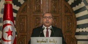 Tunus Başbakanı Meşişi, Cumhurbaşkanı'nın yeni bir isim ataması halinde görevi teslim edeceğini açıkladı