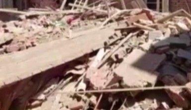 Mısır'da 6 katlı bina çöktü