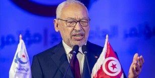 Tunus'taki Nahda Hareketi, Meclis Başkanı Raşid el-Gannuşi'nin ev hapsinde tutulduğu iddiasını yalanladı