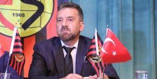 Eskişehirspor'da Başkan Mehmet Şimşek oldu