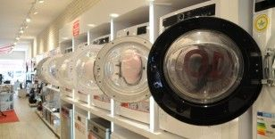 Beyaz eşya satışları yılın ilk yarısında yüzde 27 arttı