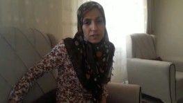 Oğlu güvenlik güçlerine teslim olan Diyarbakır annelerinden Ayşegül Biçer'den OGÜNhaber ve Cengiz Aygün'e teşekkür