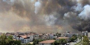 Manavgat Belediye Başkanı Şükrü Sözen: Yangın Manavgat merkeze sıçradı