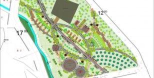 DBB'den Hazro'ya millet bahçesi