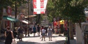 İstanbul'da sıcak havalar vatandaşı bunaltmaya devam ediyor