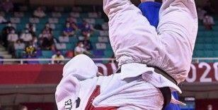 Milli judocu Mihael Zgank yarı finalde
