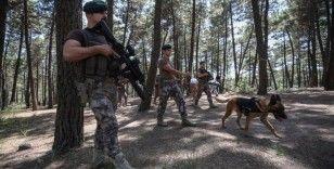 İstanbul polisinden orman yangınlarına karşı helikopter destekli güvenlik önlemi