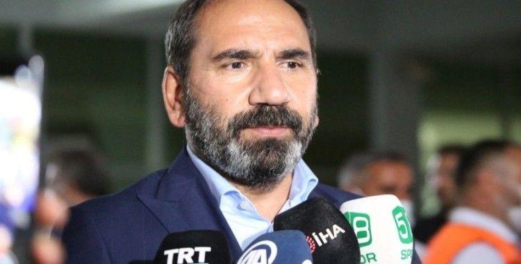 Otyakmaz: 'Önümüzdeki hedefi Dinamo Batumi maçı'