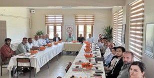 Kastamonu OSB'de  sanayiciler bayramlaştı
