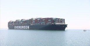 Süveyş Kanalı'nda deniz trafiğini sekteye uğratan 'Ever Given' gemisi 4 ay sonra Rotterdam'a vardı