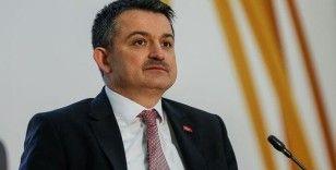 Bakan Pakdemirli: 'İzmir Ödemiş yangını kontrol altına alındı'