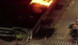 Brezilya'da ulusal film enstitüsünün deposunda büyük yangın