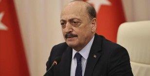 Bakan Bilgin: 'Sendikalı işçi sayımız 2 milyonu aştı'