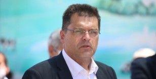AB Komisyonunun kriz yönetiminden sorumlu üyesi Lenarcic: Yardıma hazırız