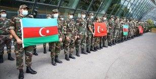 Azerbaycan'dan orman yangınlarıyla mücadele eden Türkiye'ye destek