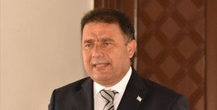 KKTC Başbakanı Saner'den Türkiye'deki yangınlara ilişkin 'geçmiş olsun' mesajı