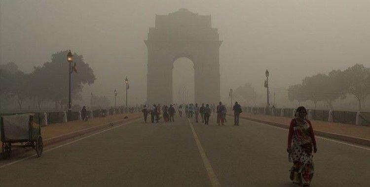 Hindistan'da hava kirliliği sebebiyle artan akciğer kanseri vakaları ciddi sorun oluşturuyor