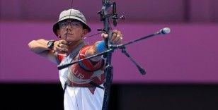 2020 Tokyo Olimpiyat Oyunlarında milli okçu Mete Gazoz yarı finale yükseldi