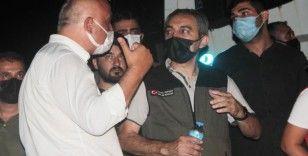 Turizm Bakanı Ersoy, 'Yangın yerleşim yerlerinden uzakta'