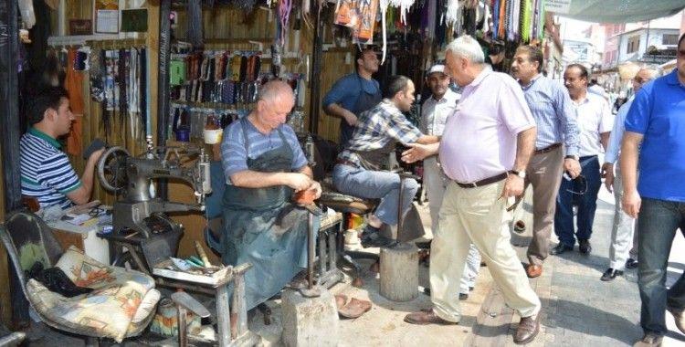 TESK Başkanı Palandöken: Aşısız çalışan kalmaması için genelge yaptık