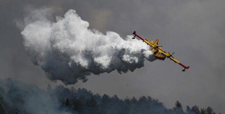 AB'den Türkiye'ye yangın söndürme uçağı desteği