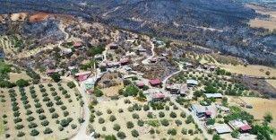 Kiminin evi, kiminin hayvanı yandı, geriye acı hikayeler kaldı