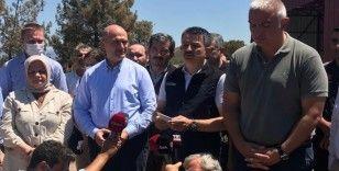 Tarım ve Orman Bakanı Pakdemirli: Son 5 günde 132 yangından 125'ini kontrol atına aldık