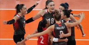 A Milli Kadın Voleybol Takımı yarı finale çıkmak için yarın Güney Kore'yle karşılaşacak
