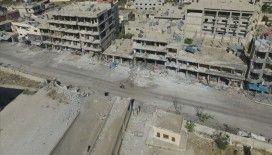 AB, Esed rejimi güçlerinin saldırılarını sürdürdüğü Dera'da sivillerin korunması çağrısı yaptı