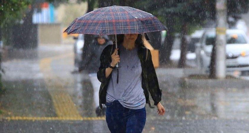 Antalya, Adana ve Isparta'da cumartesi günü yağış bekleniyor