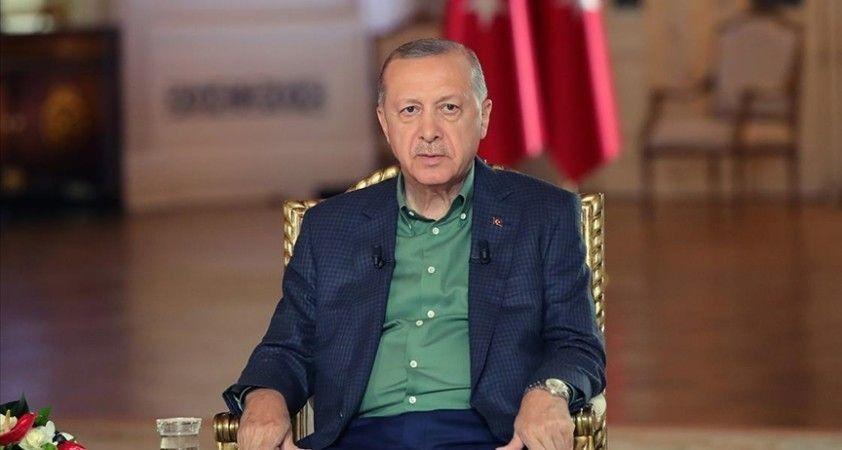 Cumhurbaşkanı Erdoğan: Orman yangınları Covid-19 gibi uluslararası bir tehdittir, hatta bir terör tehdididir
