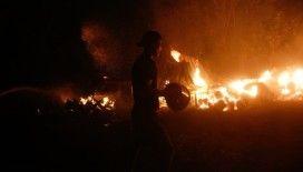 Yunanistan alevlere teslim: Atinalılara 'evden çıkmayın' çağrısı