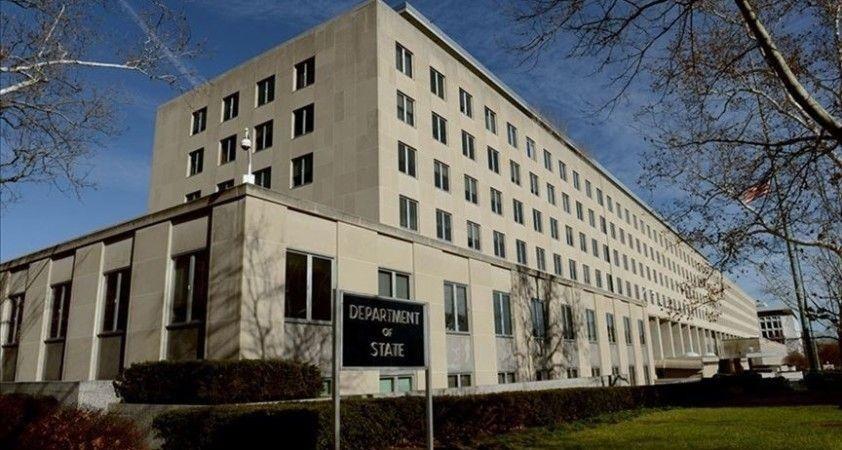 ABD Dışişleri Bakanlığı: Kimseyi Türkiye dahil belirli bir ülkeye yönlendirmedik