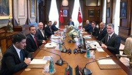 Cumhurbaşkanı Erdoğan TOGG Yönetim Kurulu üyelerini kabul etti