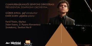 Cumhurbaşkanlığı Senfoni Orkestrası yeni sezona başlıyor