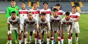 U17 Futbol Milli Takımı, Azerbaycan'ı 4-1 yendi
