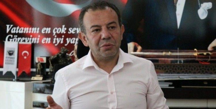 CHP'den Tanju Özcan açıklaması: MYK toplantımızda değerlendireceğiz