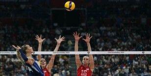 2021 Avrupa Kadınlar Voleybol Şampiyonası'nda İtalya şampiyon oldu