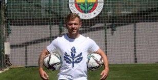Fenerbahçe'nin yeni transferi Max Meyer, forma giymeye hazır