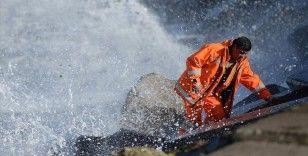 Şile Kaymakamlığı yarın beklenen fırtına nedeniyle tekneleri ve vatandaşları uyardı