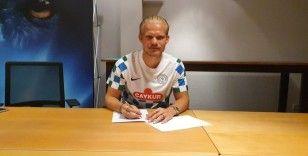 Çaykur Rizespor Joel Pohjanpalo ile 1 yıllık kiralık olarak anlaştı