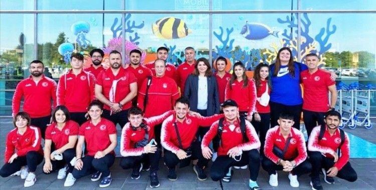 Genç judocular Avrupa Şampiyonası'na hazır